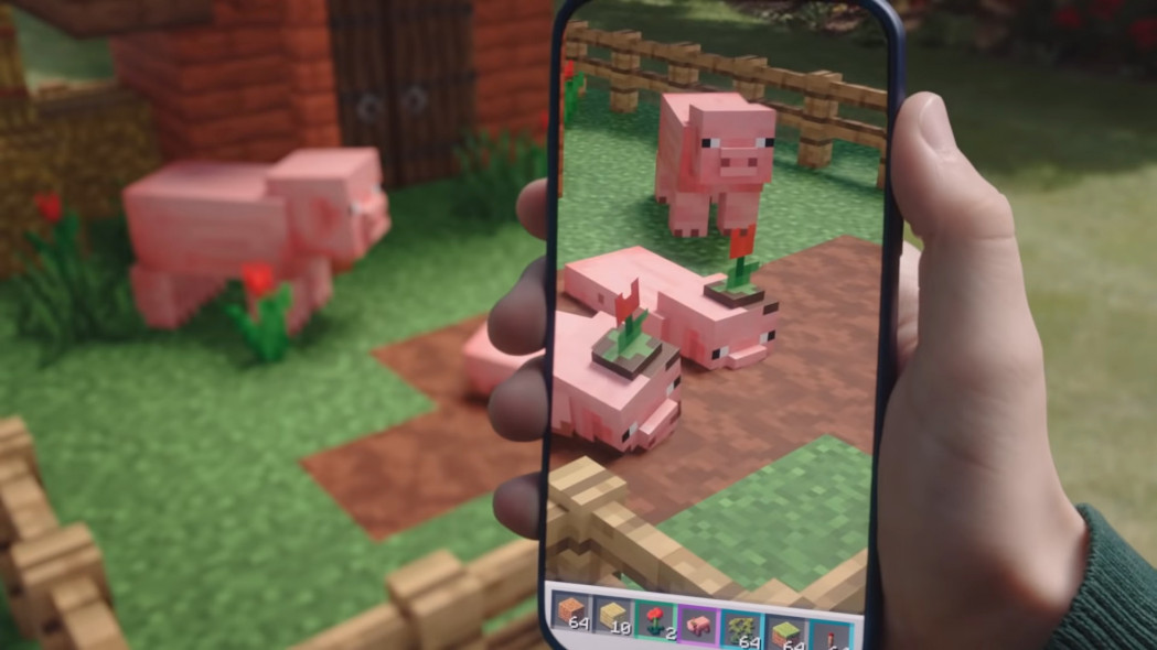 Minecraft Earth Early Access Launches… In NZ and Iceland