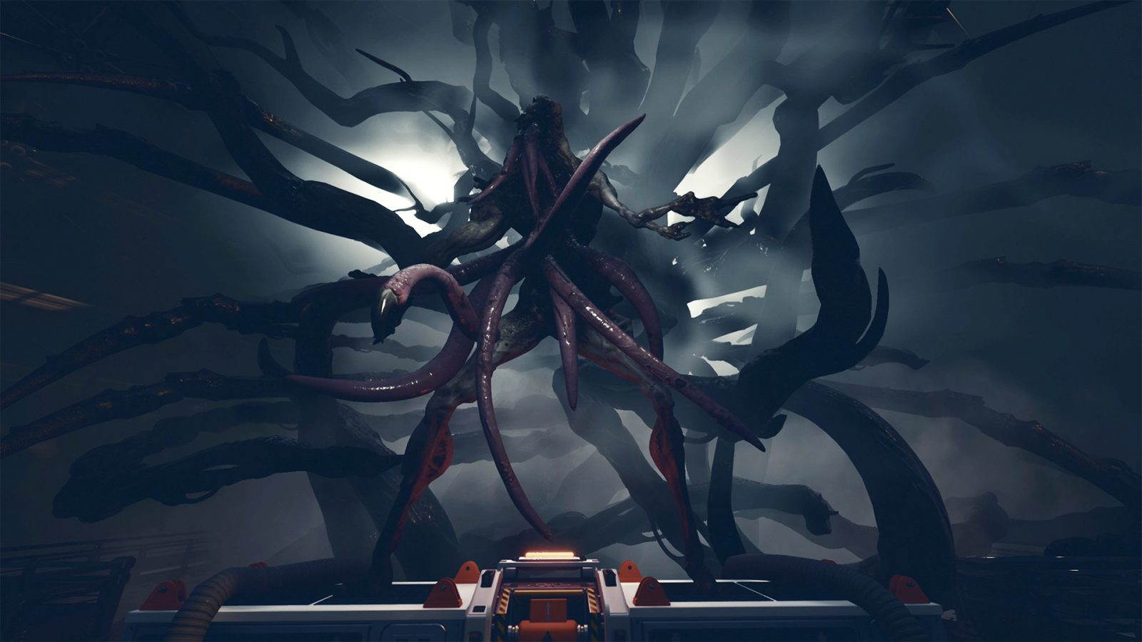 """Lovecraftian Cosmic Horror Game """"Moons of Madness"""" Launches for PC on October 22"""