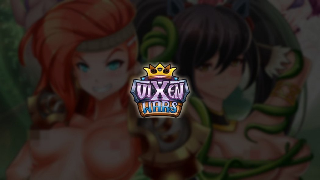 Vixen Wars is Nutaku's Newest Adult Tower Defense Game (And It's Free)