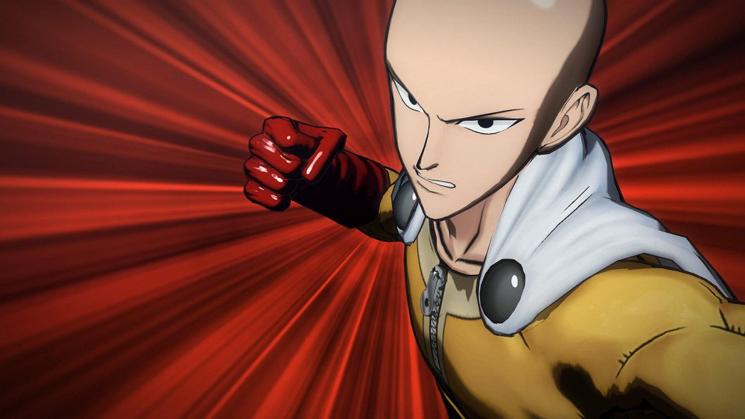 One Punch Man Game Getting Character Creator