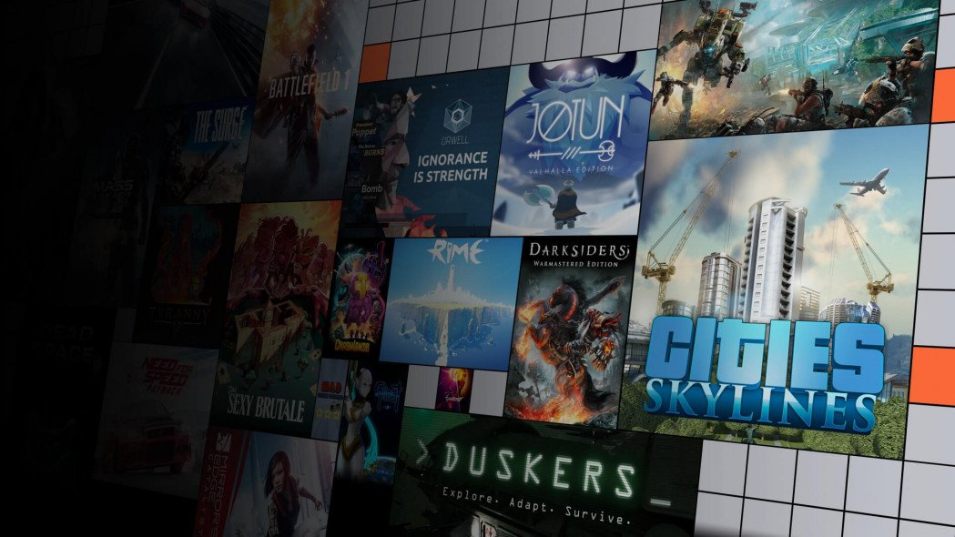 EA Giving Away A Free Month Of Origin Access