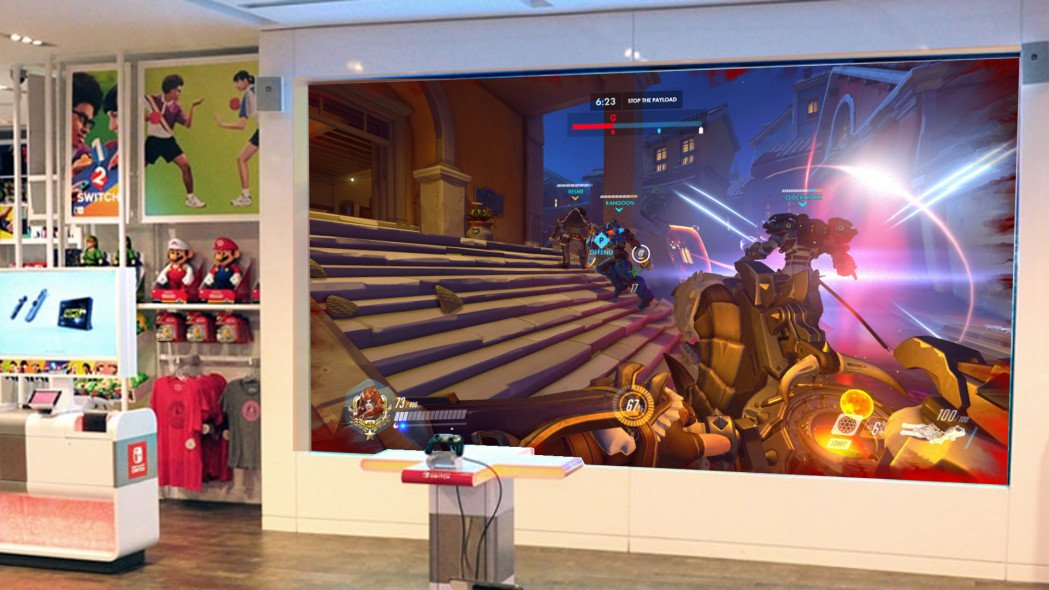 Overwatch Nintendo Switch Launch Event Canceled
