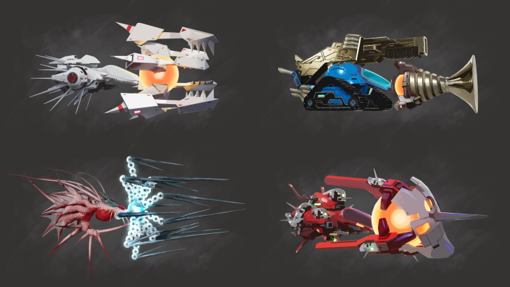 R-Type Final 2 Launches Twitter Poll on Additional Ships