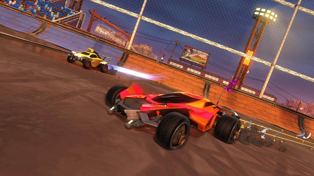 Spooky Rocket League Update Coming October 14th