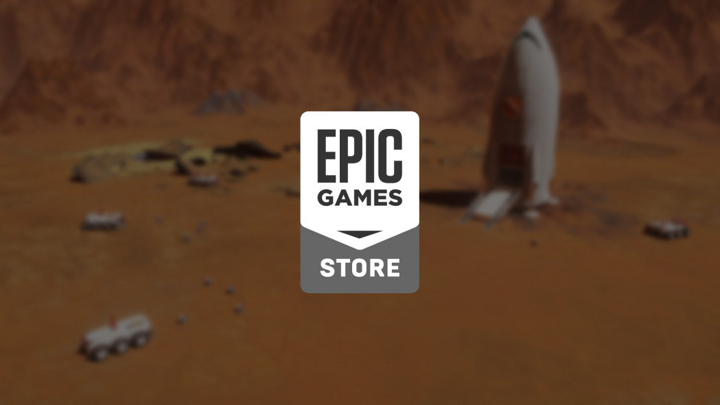 Surviving Mars Free on the Epic Games Store Next Week