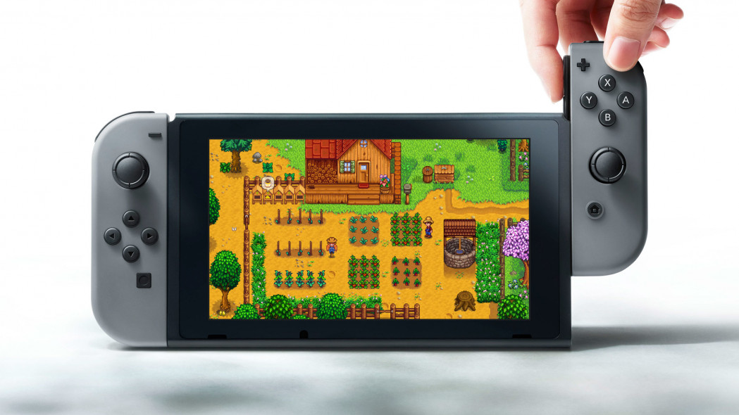 ConcernedApe Self-Publishing Stardew Valley On Switch