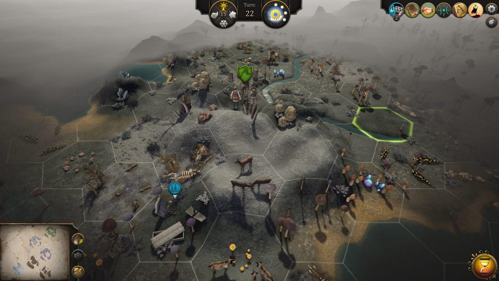 Thea 2: The Shattering Gets New Mode, Minimap Upgrades
