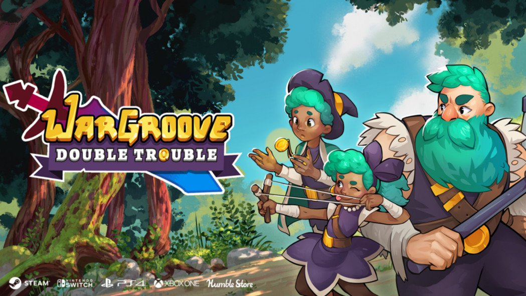 Wargroove's Double Trouble DLC Announced