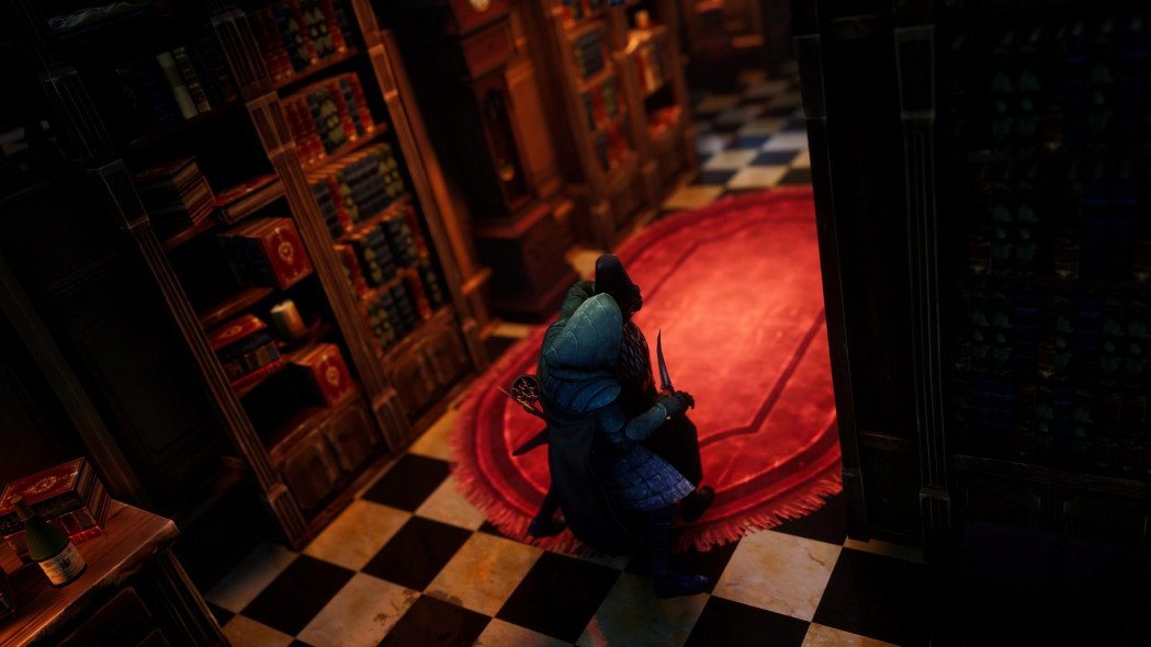 Winter Ember, an Isometric Stealth Title, Announced
