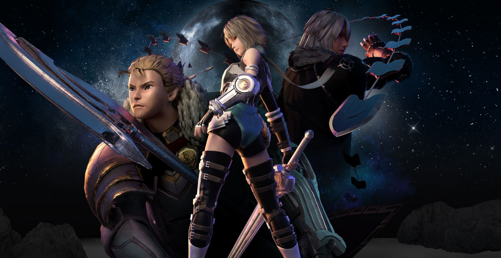 Puzzle-platformer Sequel Aeternoblade II Now Available on Consoles