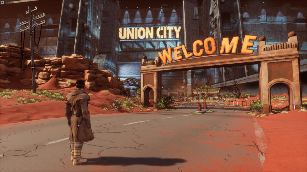NYCC 2019: Hands-on with Beyond a Steel Sky