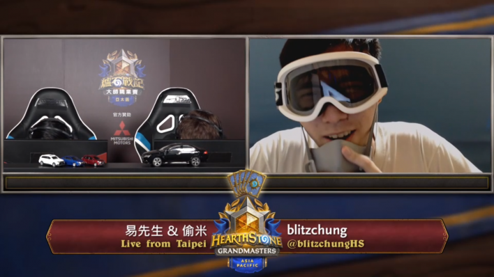 Pro Hearthstone Player Calls for Liberation of Hong Kong, Blizzard Deletes Video Archive in Response