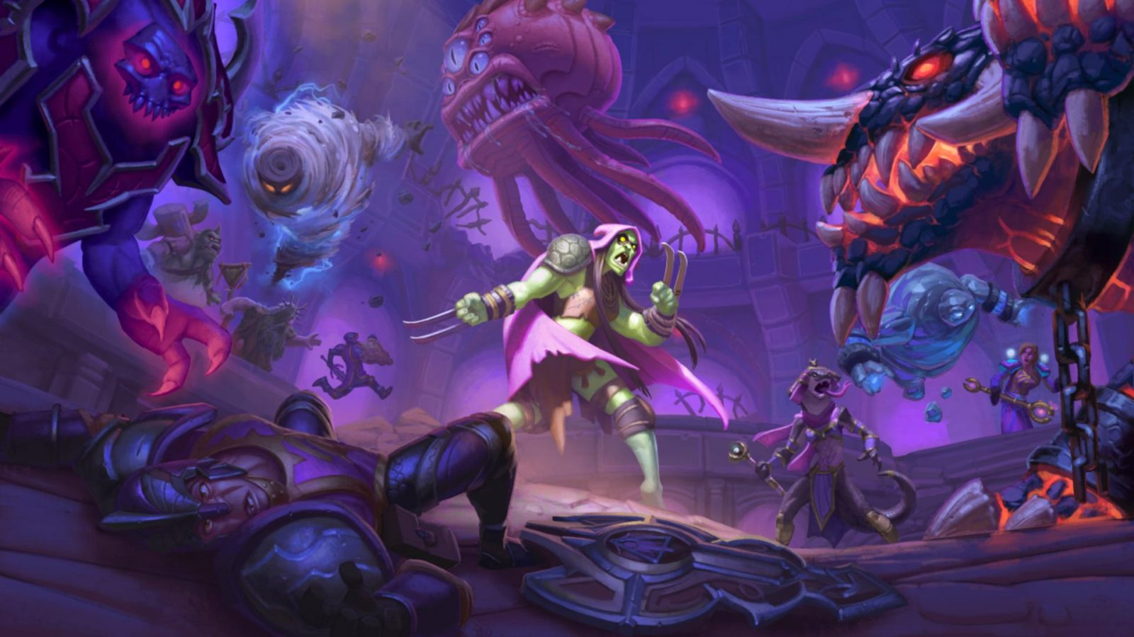 """Blizzard """"Assessing the Situation"""" Amid Fracas Over Hearthstone Suspension"""