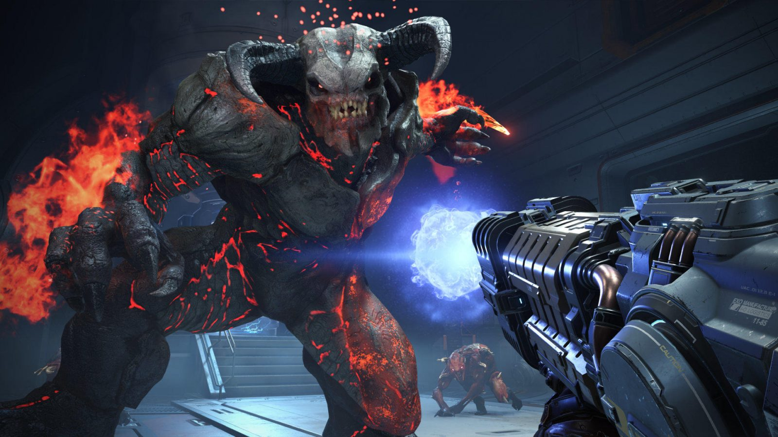Doom Eternal Delayed to 2020, Switch Version Further Out