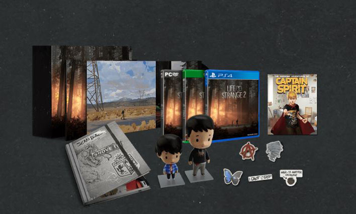 Physical Versions Announced for Life is Strange 2