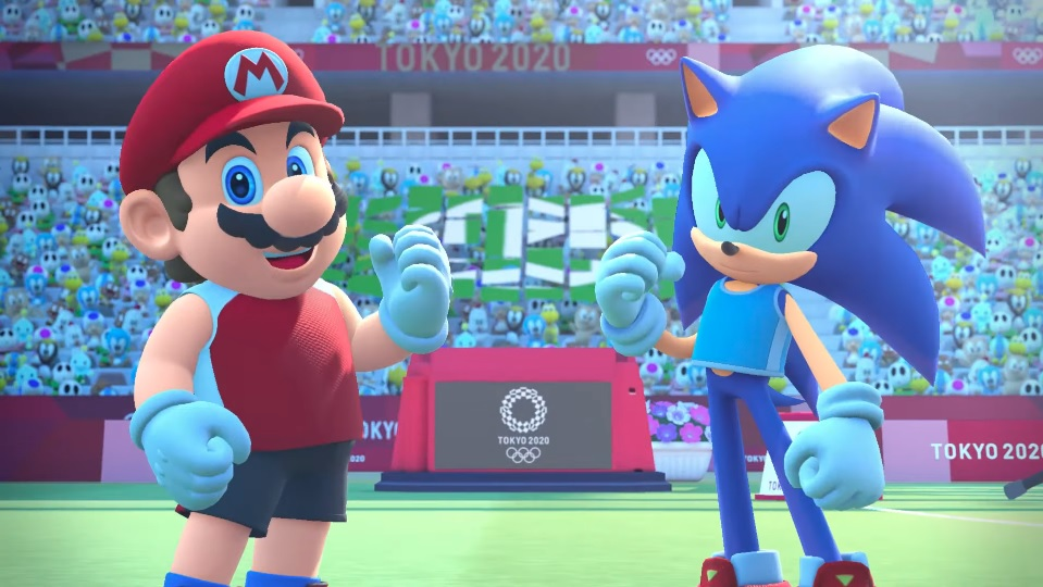 Opening Movie for Mario & Sonic at the Olympic Games Tokyo 2020