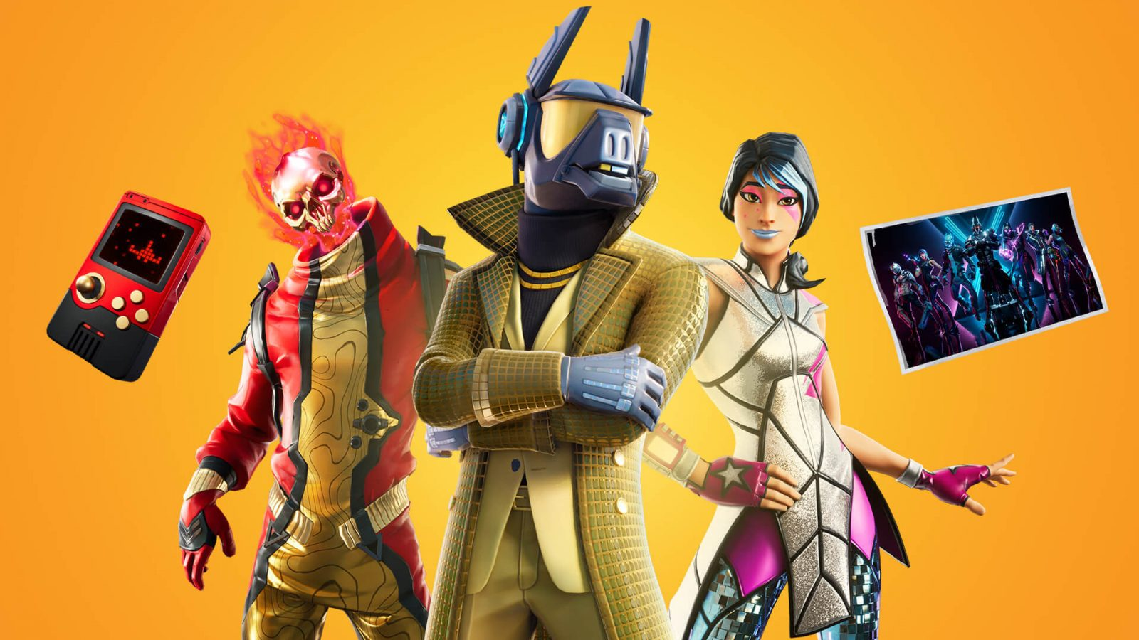A New Fortnite Battle Royale Map May Have Been Leaked on the App Store