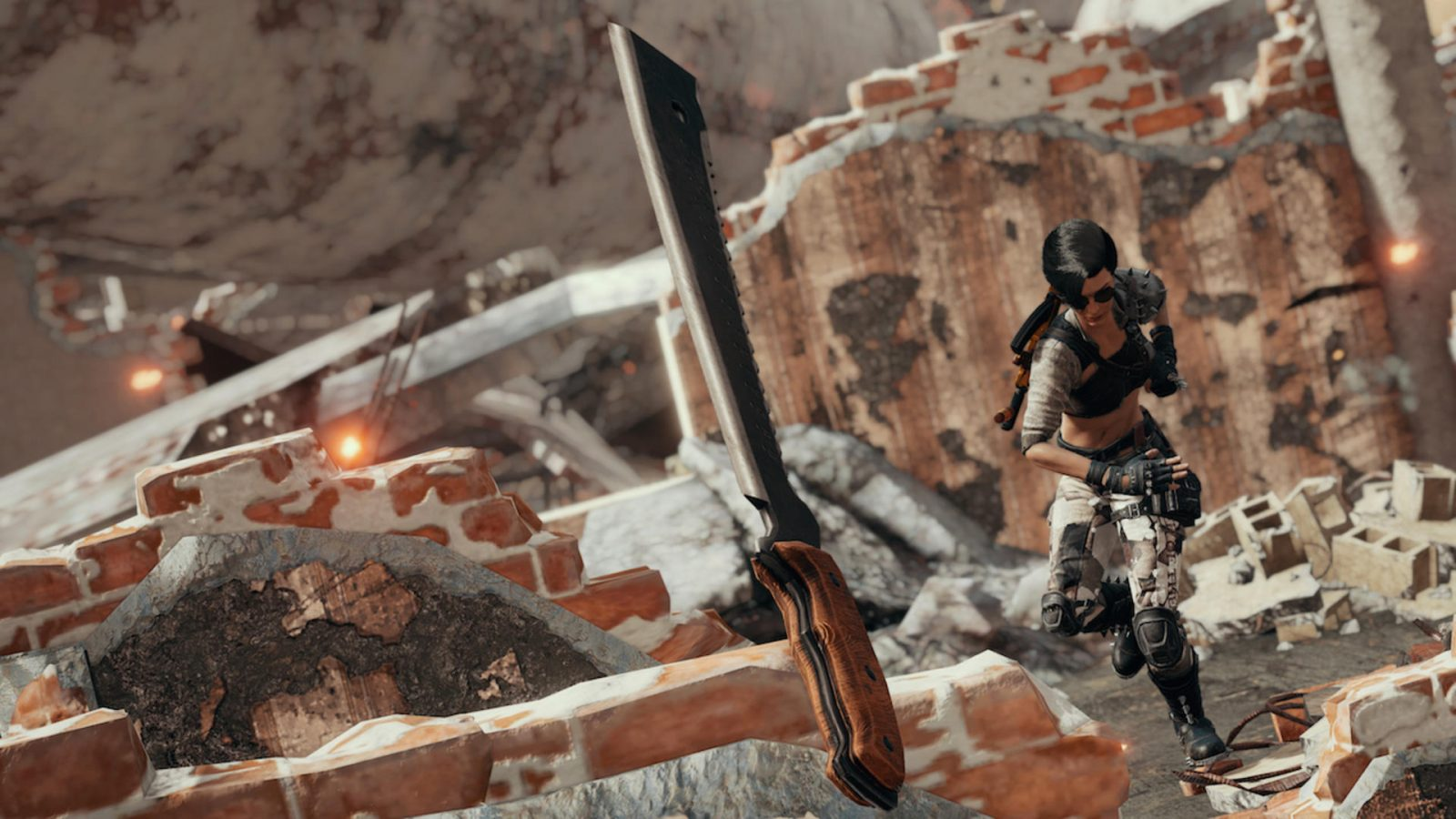 PUBG's Next Season Will Have Players Flinging Blades and Pans in a Refreshed Miramar