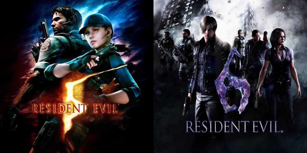 Resident Evil 5 and 6 Demos Now Available for Switch