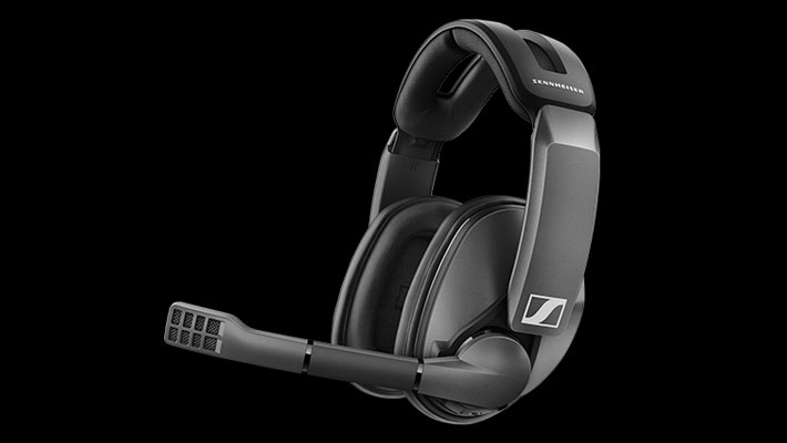 Sennheiser Releases the GSP 370 Wireless Gaming Headset, Features 100 Hour Battery Life