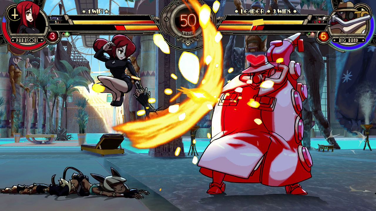 Skullgirls 2nd Encore Launches for Switch on October 22