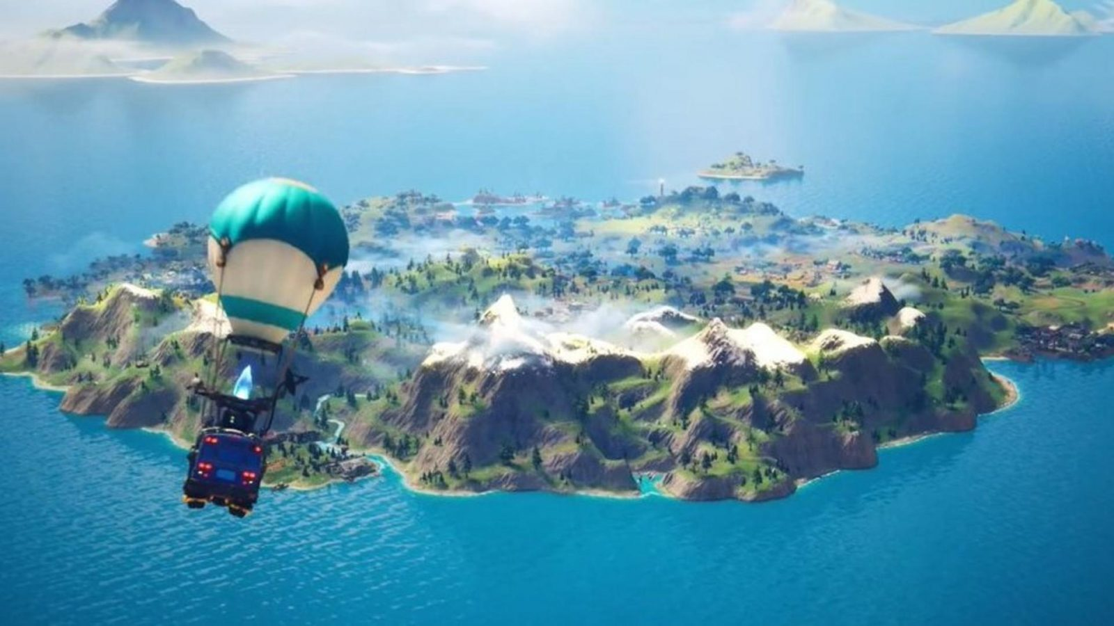 Surprise! A Big Patch for Fortnite Chapter 2 is Live