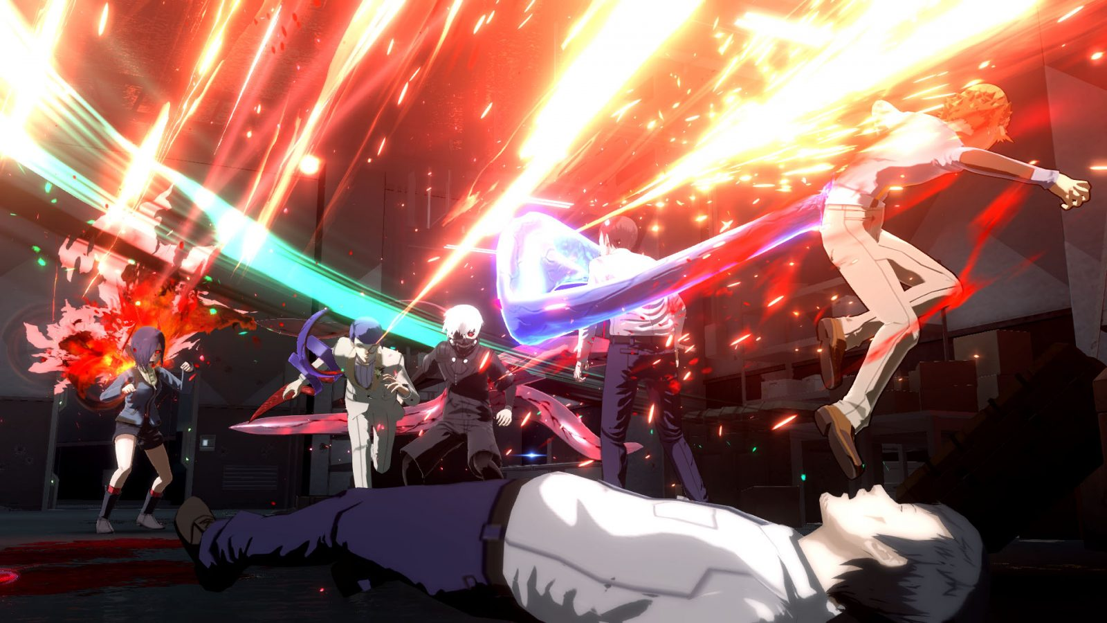Characters Trailer for Tokyo Ghoul: re Call to Exist