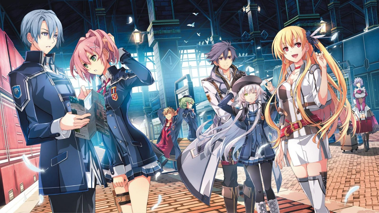 Trails of Cold Steel 3 Review: Christ, Who's Gonna Die First?