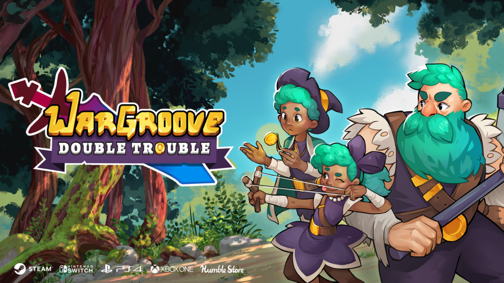 """Free Expansion """"Double Trouble"""" Announced for Wargroove"""