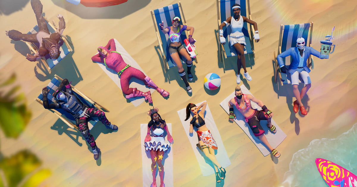 How to Complete All The Fortnite 14 Days of Summer Challenges