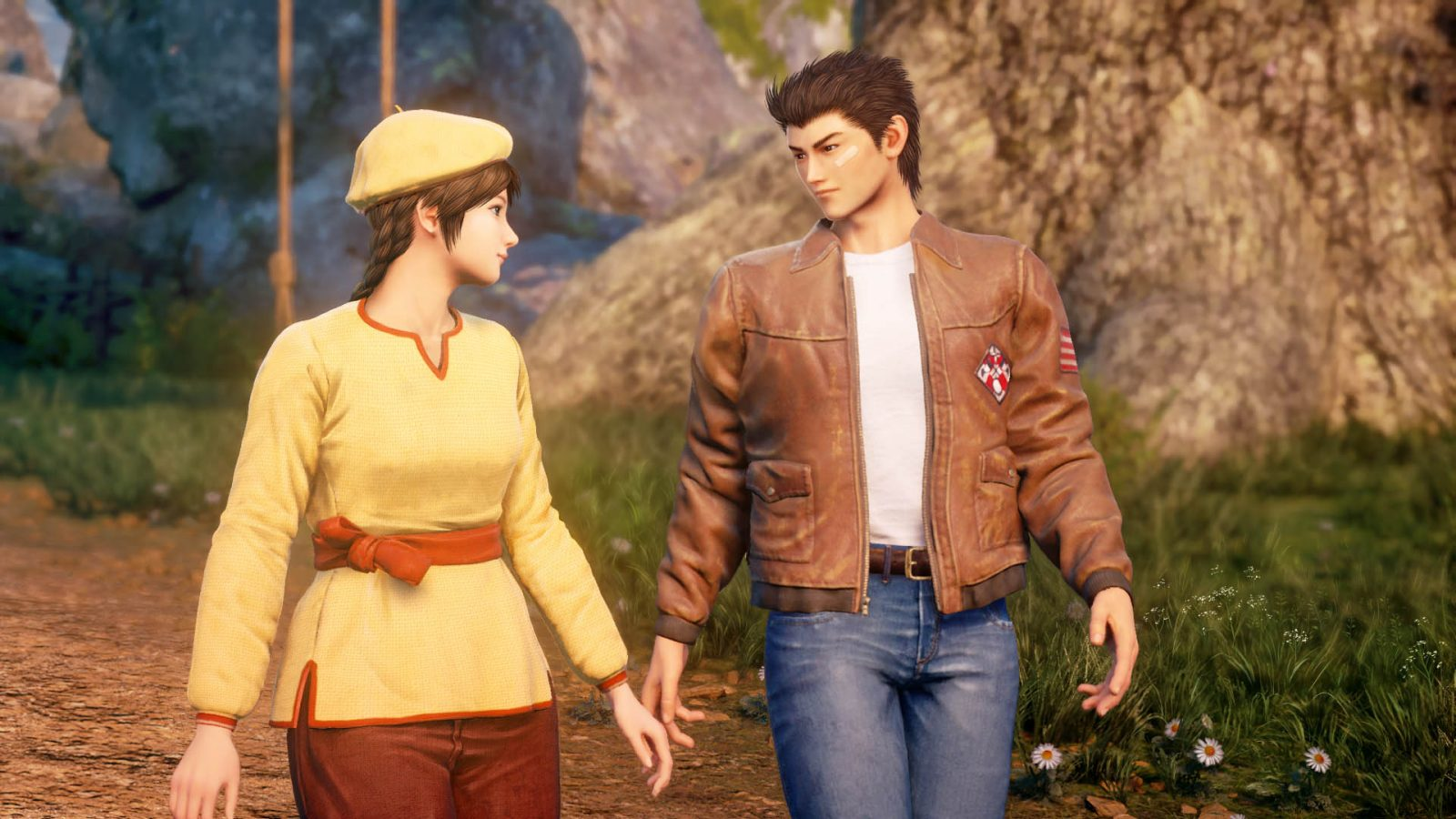 When is the Shenmue 3 review embargo?