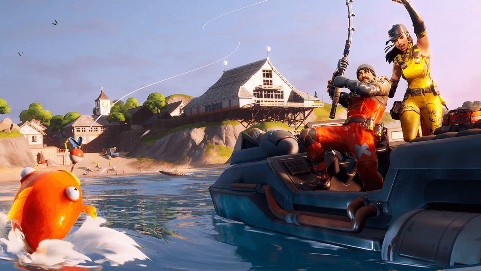 Fortnite update 11.20 out now – patch notes are back!