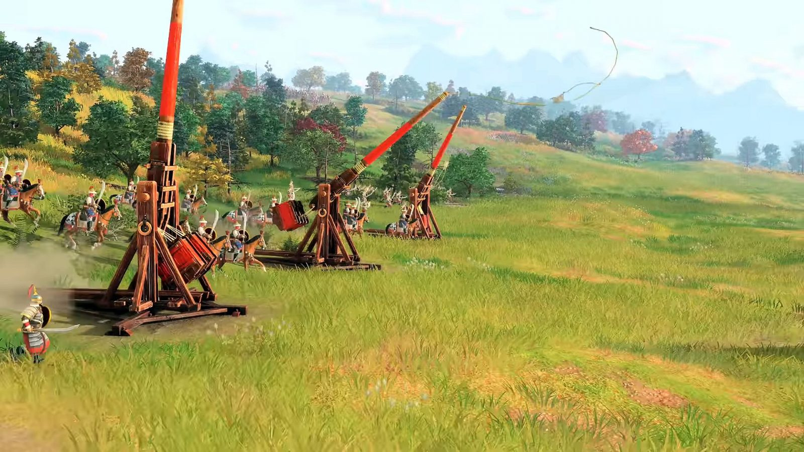 """Age of Empires 4 devs """"leveraging a tonne of things"""" to bring new players in"""