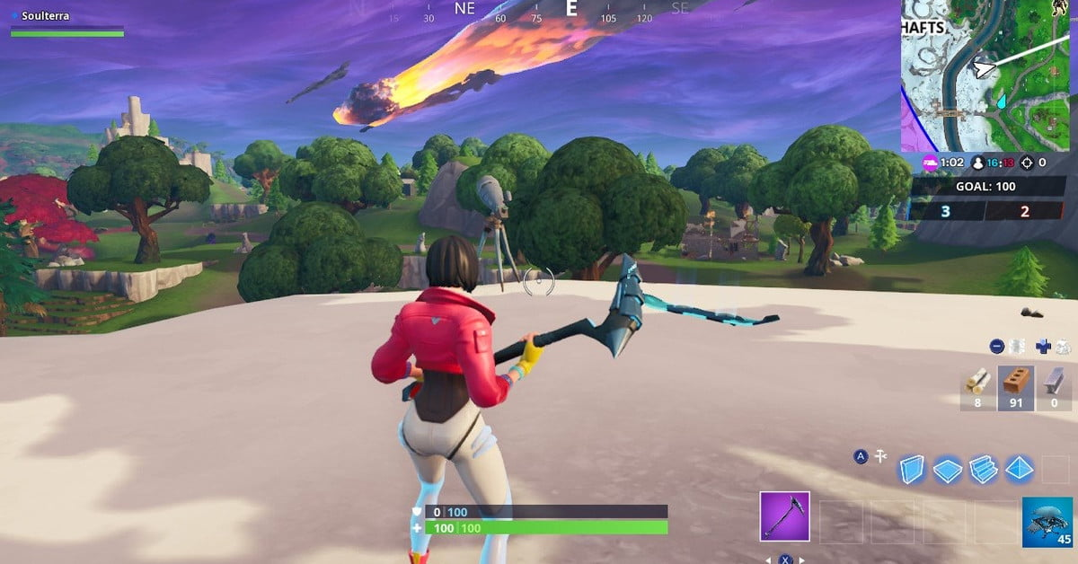 Fortnite Telescope Challenge Guide: Locations and How to Complete