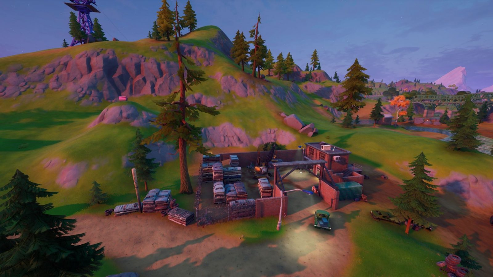 fortnite-compact-cars:-where-to-dance-to-finish-this-week's-battle-pass-mission