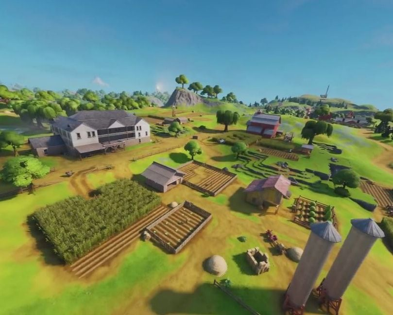 This place is called Fatal Fields, I don't care what anyone says