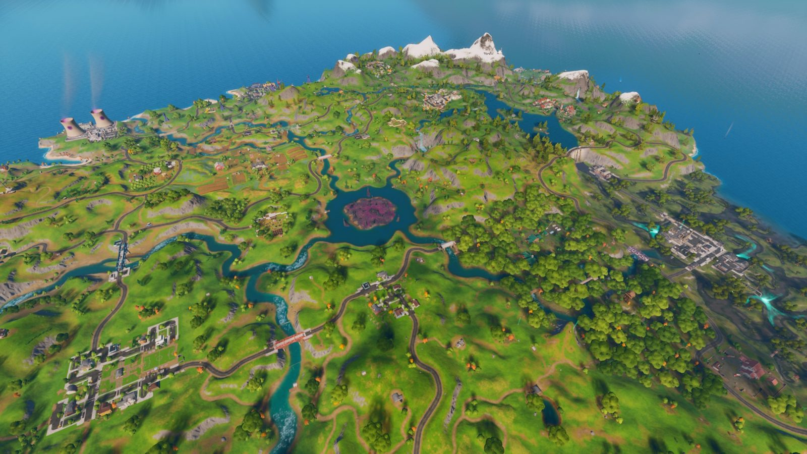 The island has no more fog and jump scare zombies are gone!