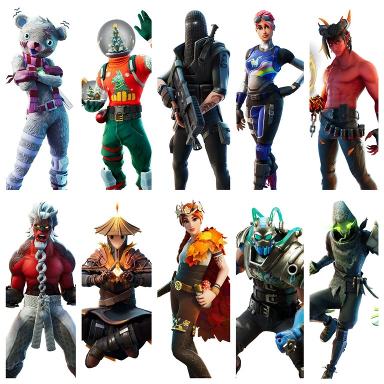 Upcoming cosmetic items!