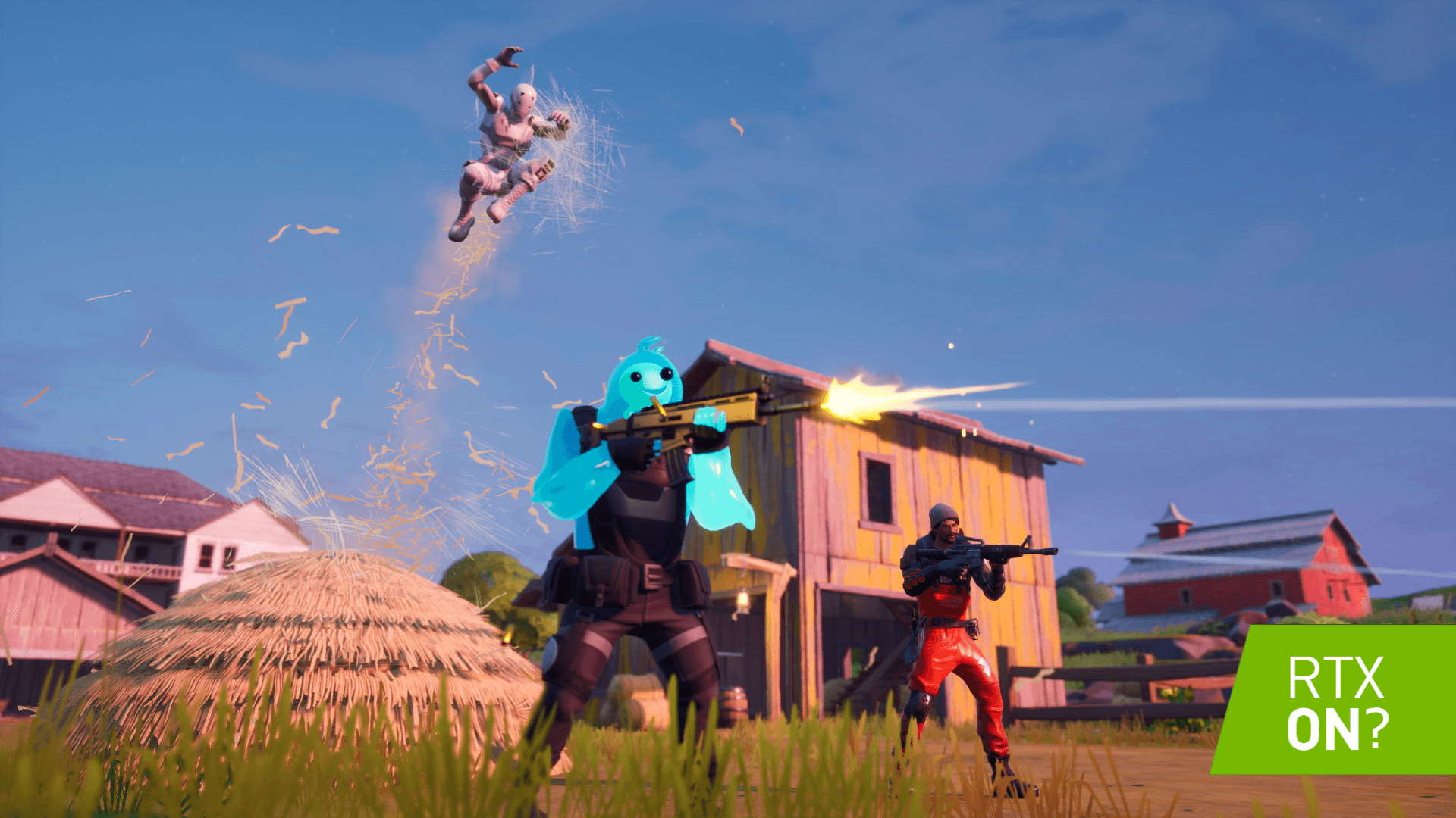 Is ray tracing coming to Fortnite on PC? Maybe for a future Xbox Scarlett launch…