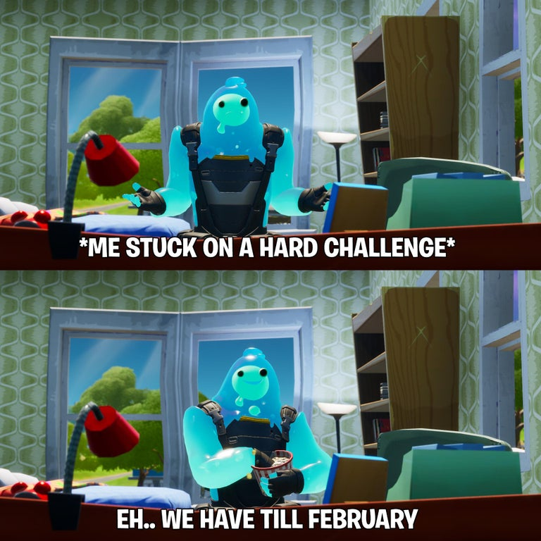 It's gonna be awful when I don't complete it even in February   Credit: BionicGa…