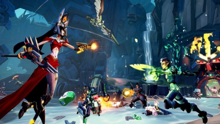 Battleborn Removed from Stores, Servers Shutting Down in 2021