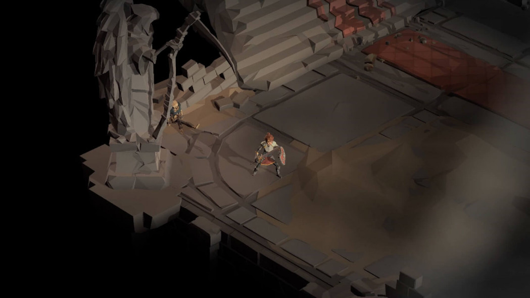 Crumbling World Alpha Now Available