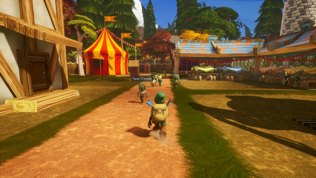 Be Some Peaceful Dwarves in Upcoming Townbuilder Dwarrows