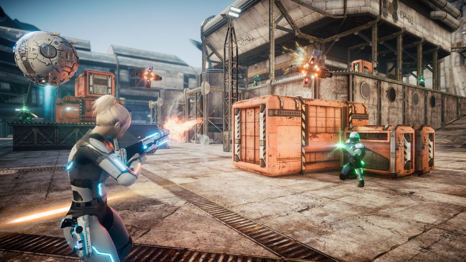 New Trailer for Shooter RPG Everreach: Project Eden