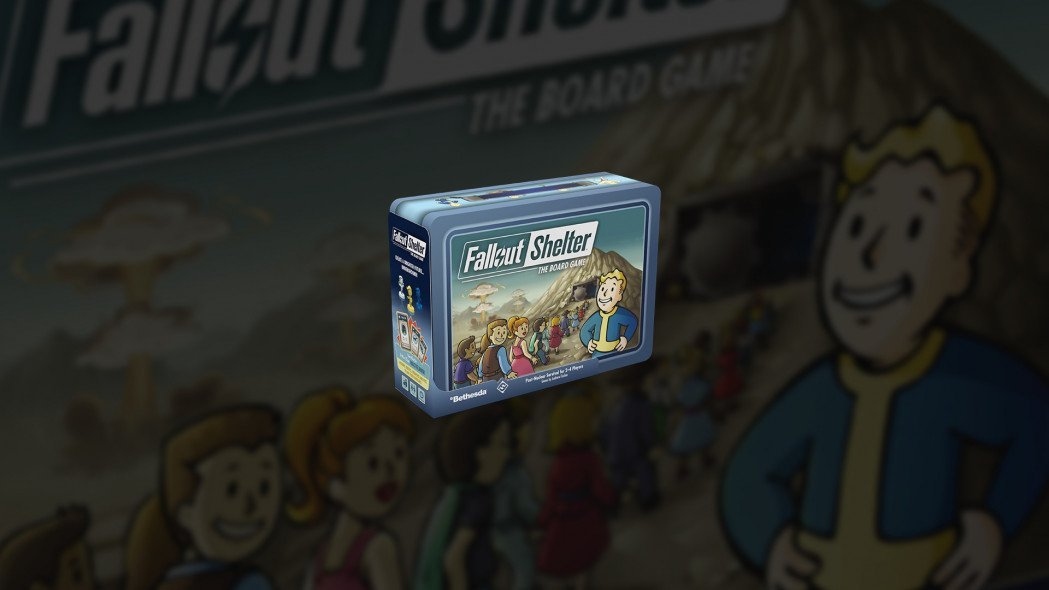 Fallout Shelter: The Board Game Lets You Unleash Your Inner Overseer