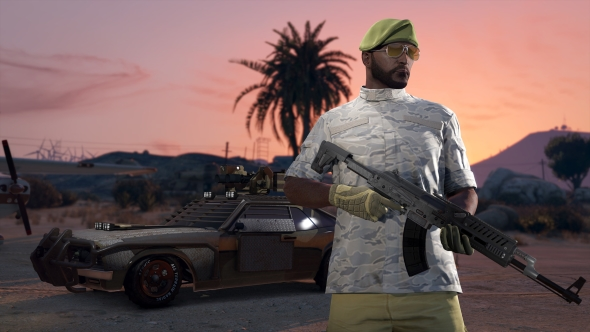 GTA V has sold-in over 115 million copies