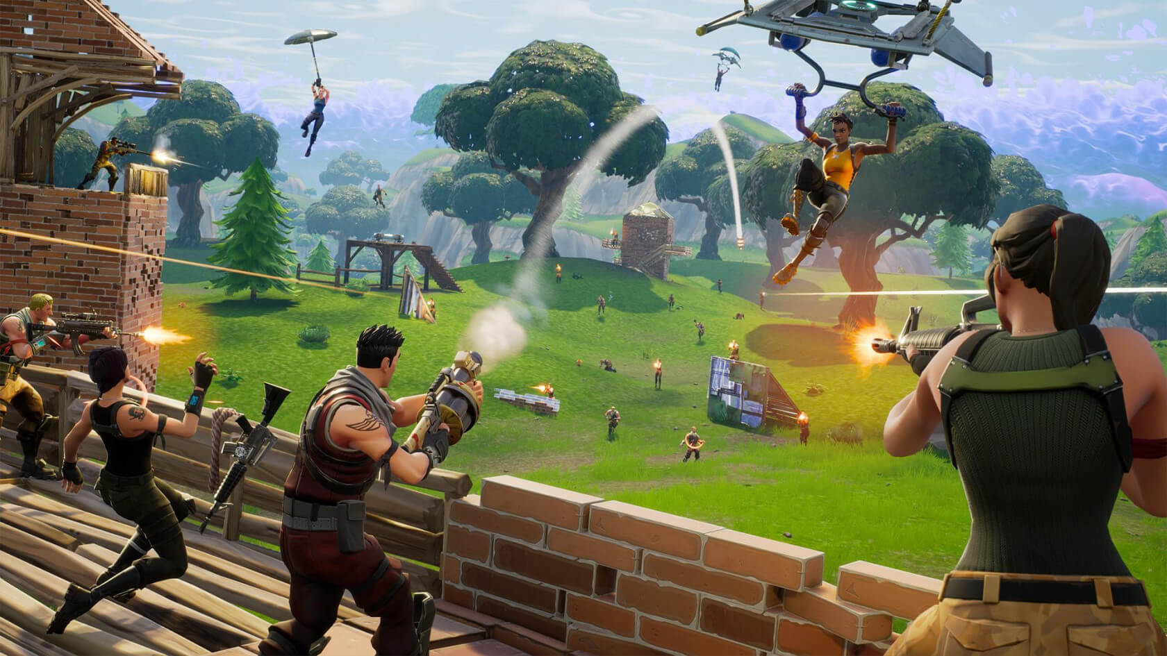 Battle royale games: what are the best games like Fortnite?