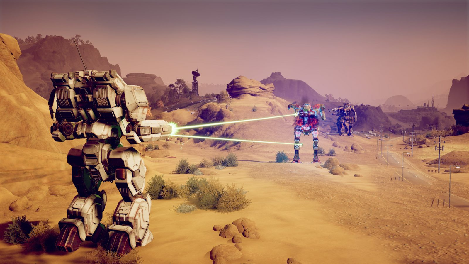 Heavy Metal Expansion Out Now for BattleTech