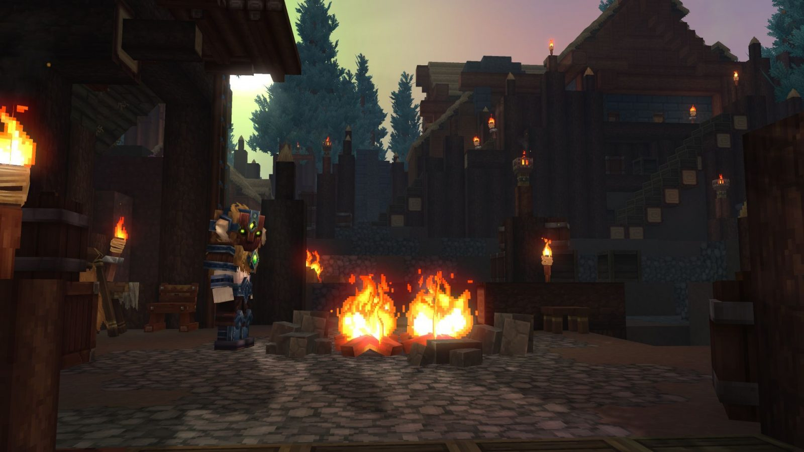 """Minecraft-like RPG Hytale to be """"playable by everyone"""" by 2021"""