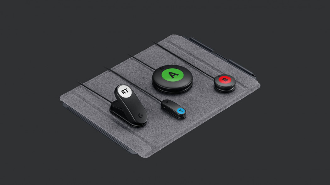 Logitech G Adaptive Gaming Kit Makes Gaming Even More Accessible